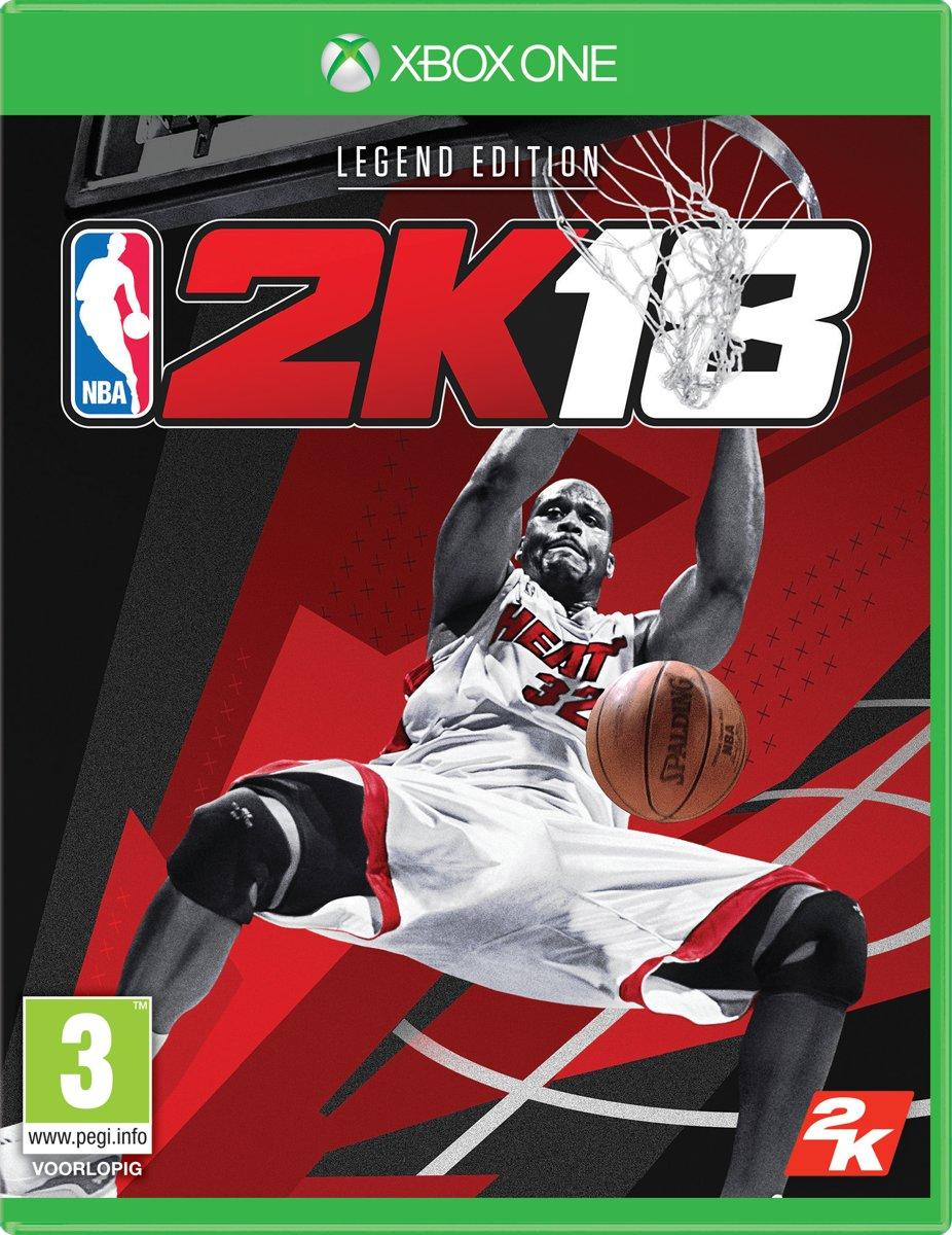NBA 2K18 - Legend Editie Xbox One