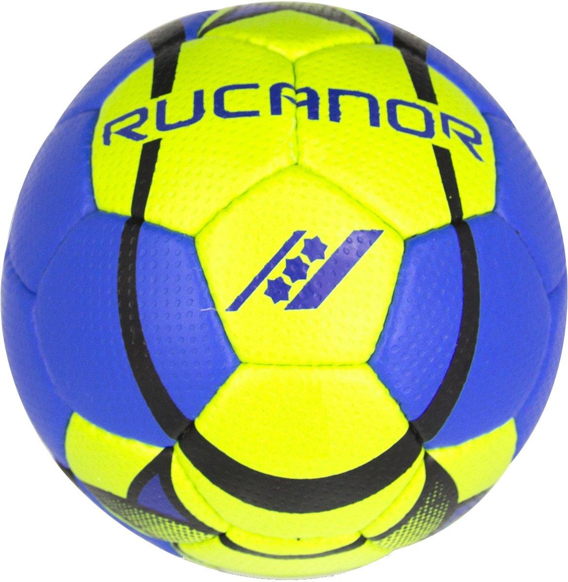 Rucanor Handbal Bukarest Iii Blauw/geel Maat 0 kopen