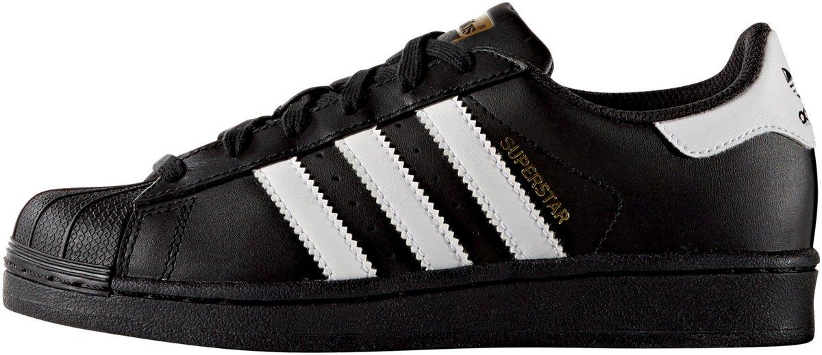 adidas superstar zwart wit goud ONS