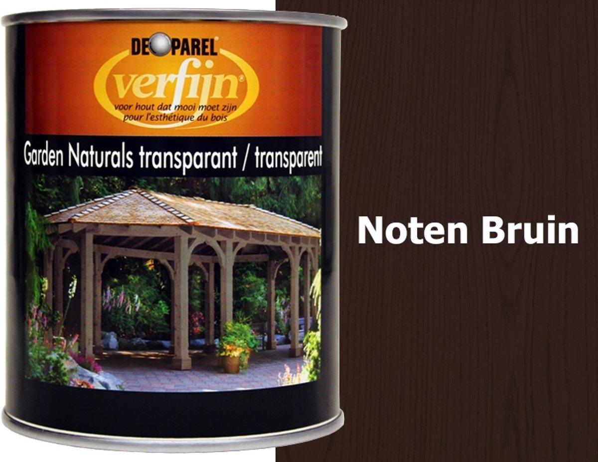 Garden naturals nr. 507 Noten bruin