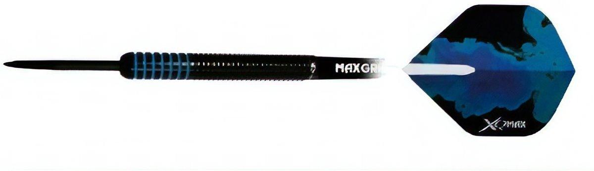 XQ Max Blue Shadow 80% Tungsten 25 gram Steeltip