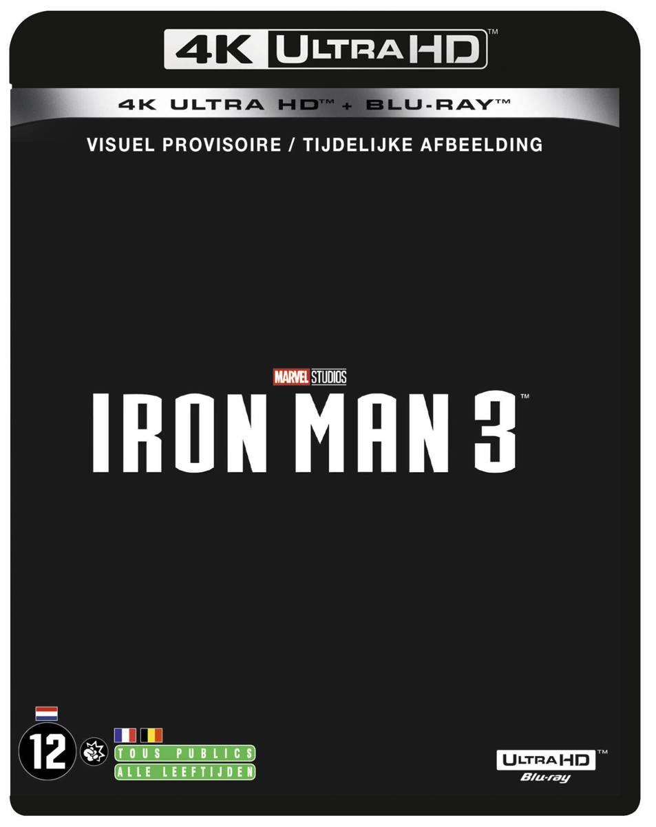 Iron Man 3 (4K Ultra HD Blu-ray)-