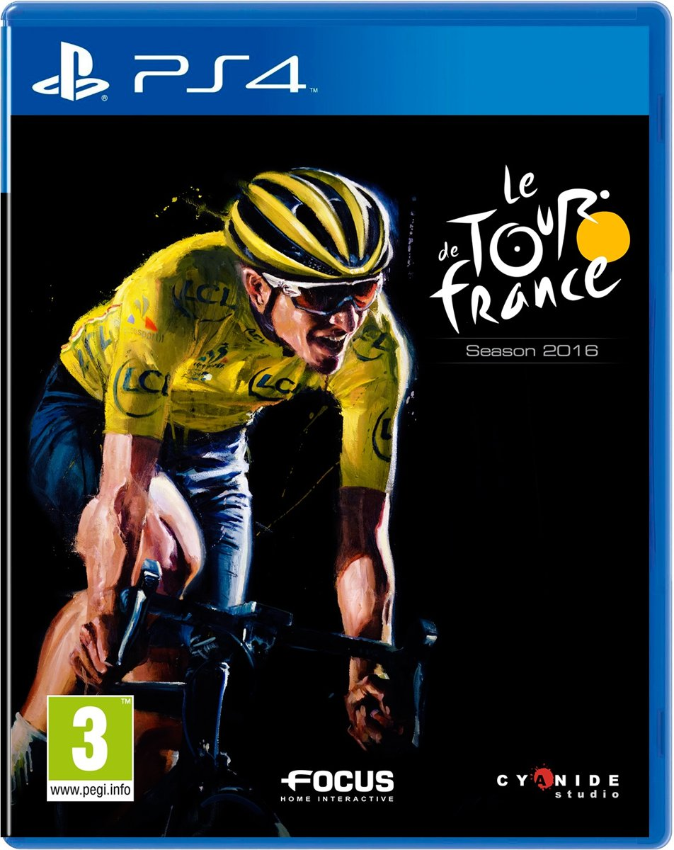 Tour de France 2016 PlayStation 4