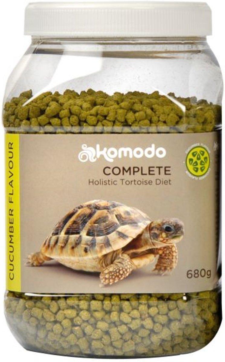 Komodo Schildpadvoer - Komkommer - 680 gr