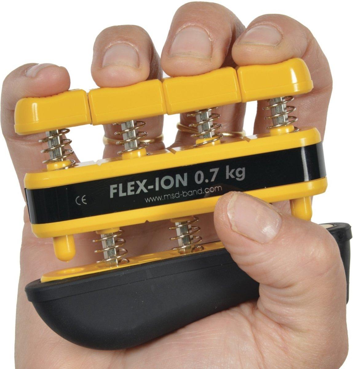 Vingertrainer Flex-ion geel 0,7 kg / 2,3 kg kopen