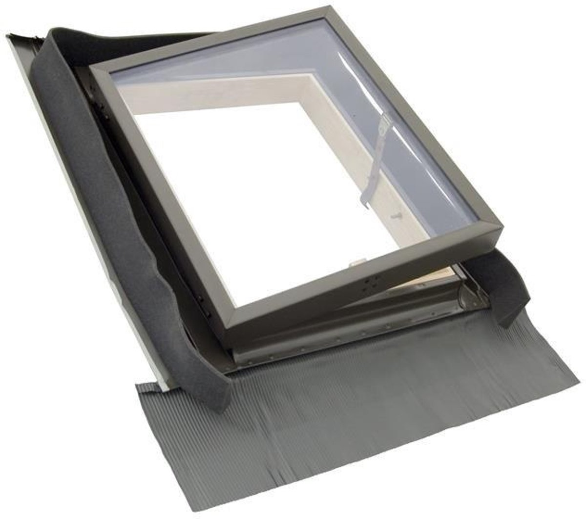 Zolderraam / dakraam FENSTRO dubbelglas 45x55