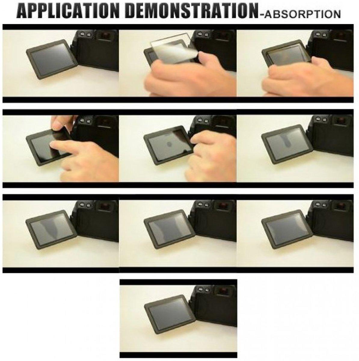 Larmor SA Screen Protector Nikon D850 kopen