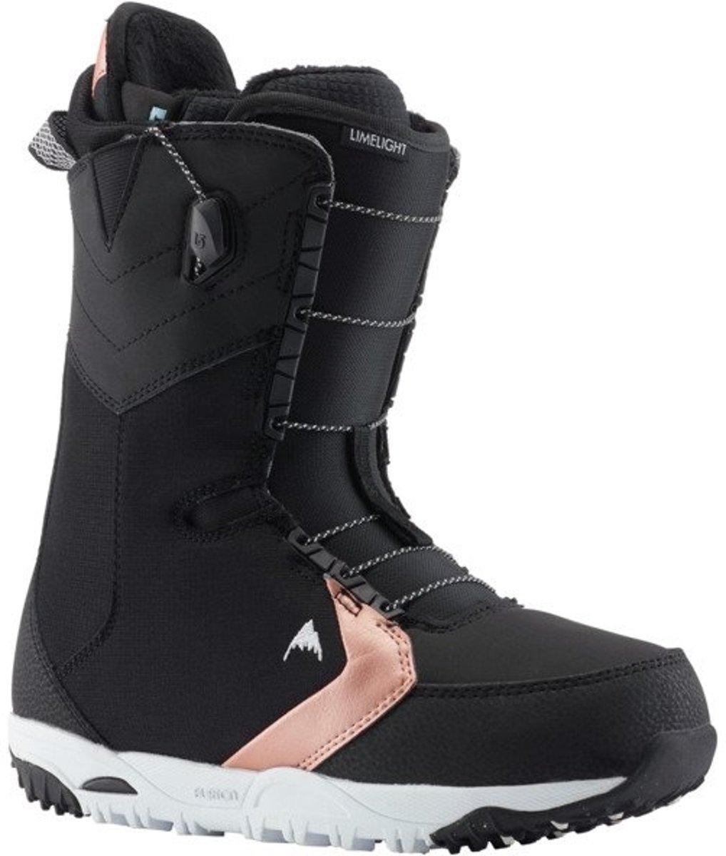 Burton Limelight snowboardschoenen zwart kopen