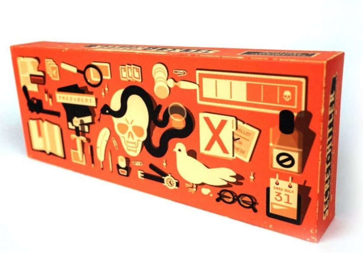 Secret Hitler Bordspel - Deluxe editie