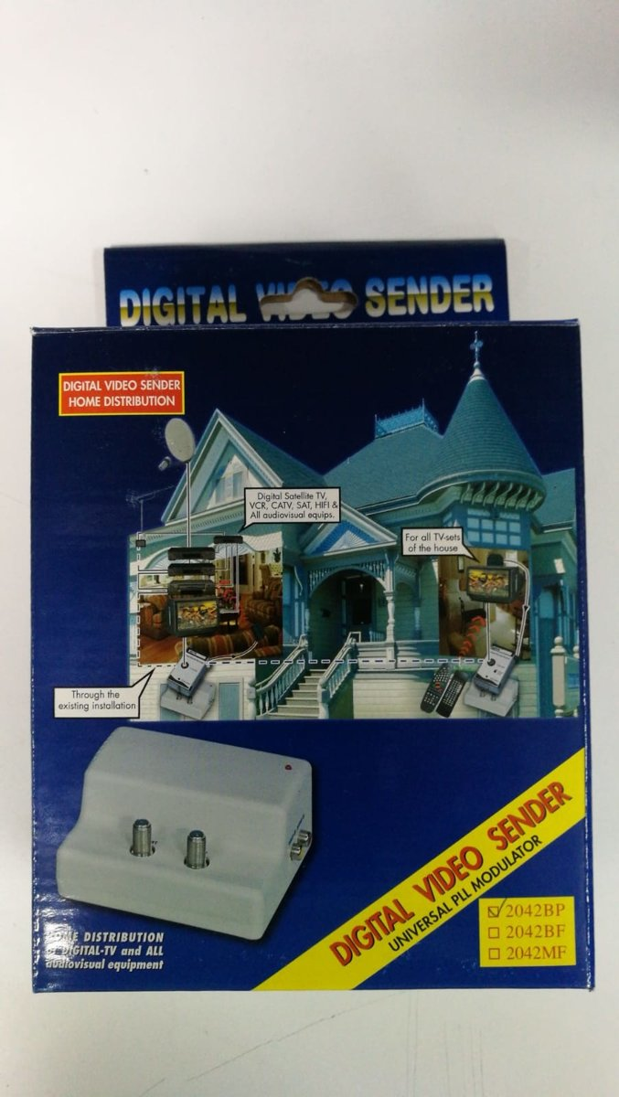 Digital Video Sender | 2042BP | Univeral PLL Modulator