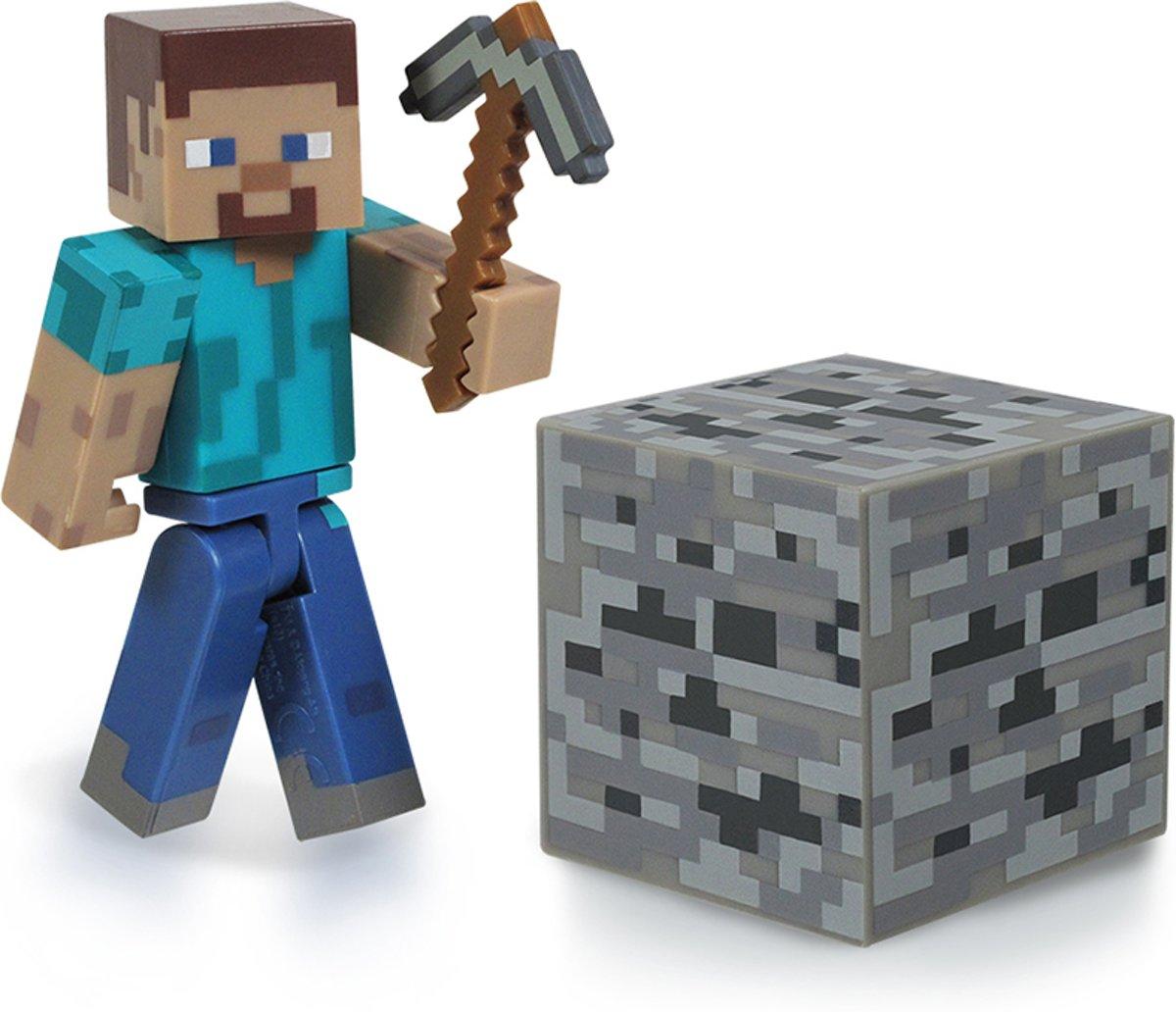 Minecraft Steve met Accessoire