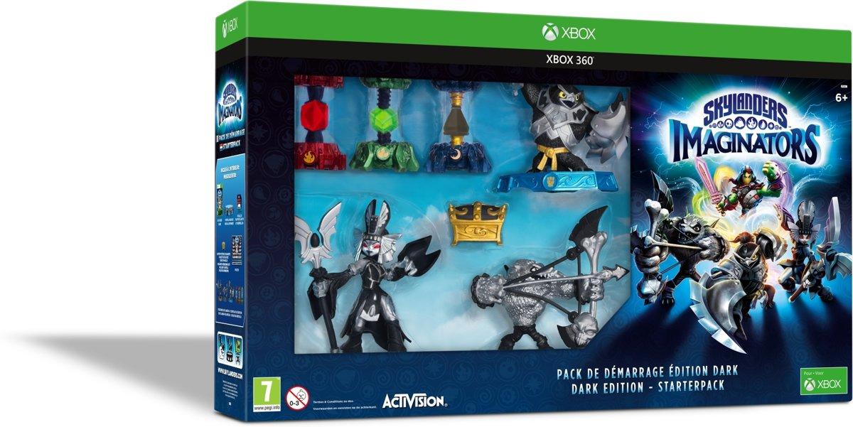 Skylanders Imaginators: Starter Pack Dark Edition Xbox One
