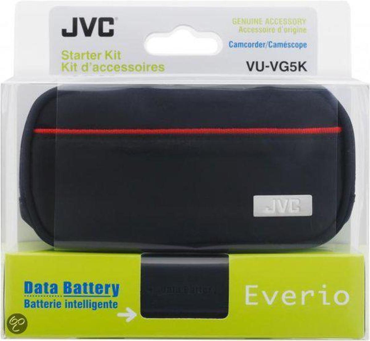 JVC VU-VG5K Starterkit kopen