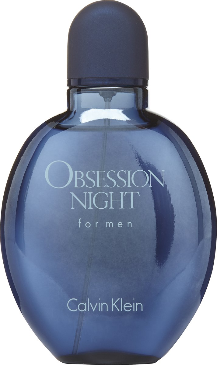 Calvin Klein Obsession Night 125 ml - Eau de toilette - for Men thumbnail