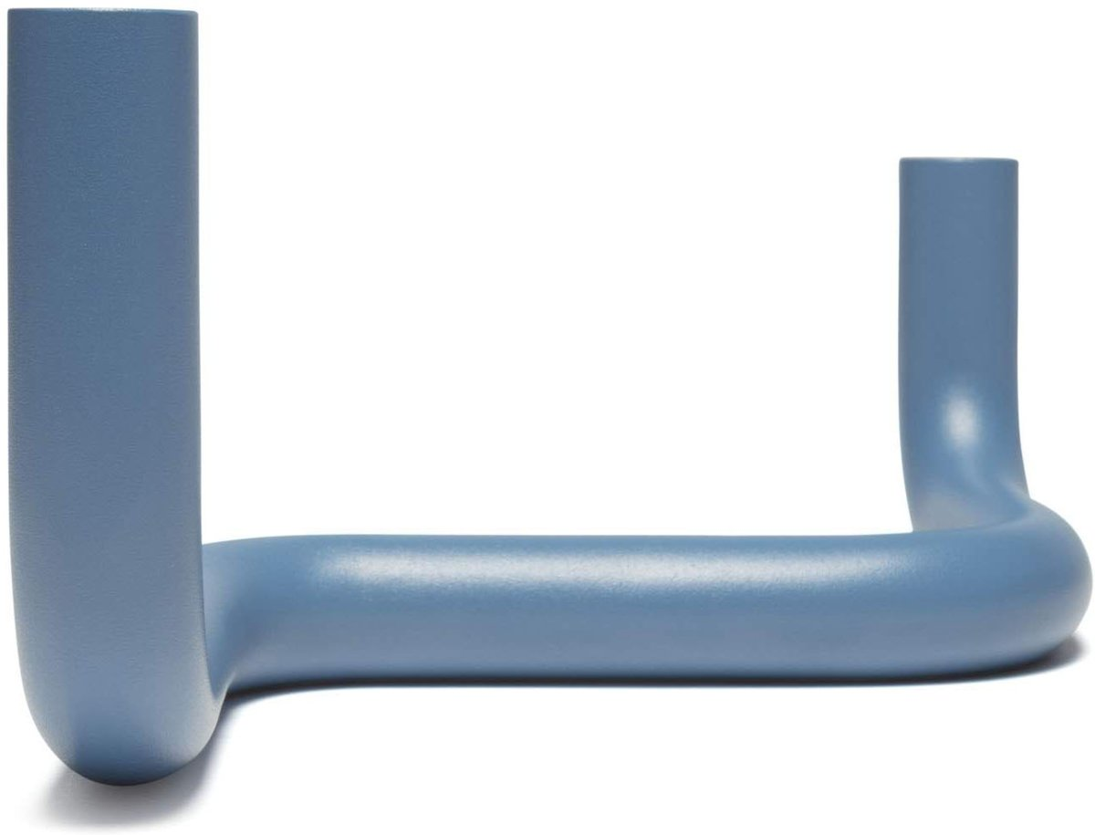 Bocht Candle Holder (Very Blue) kopen
