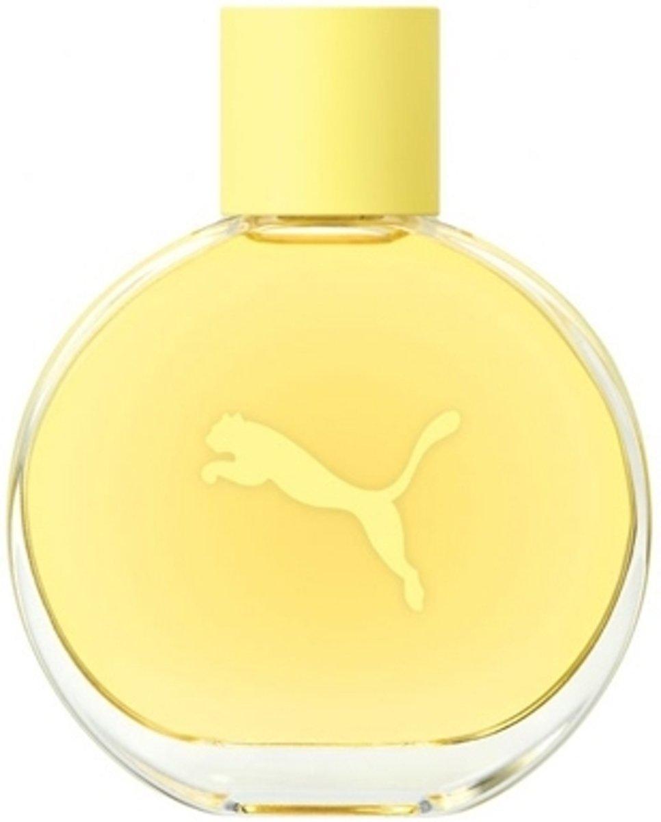 Puma Eau de parfum Yellow Woman 40 ml Eau de toilette