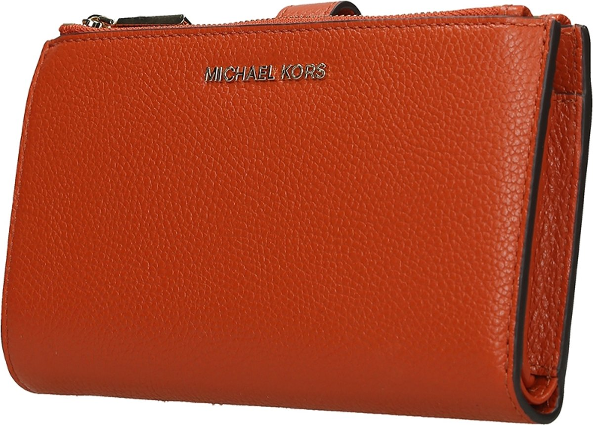 | Michael Kors Jet Set Double Zip Wristlet