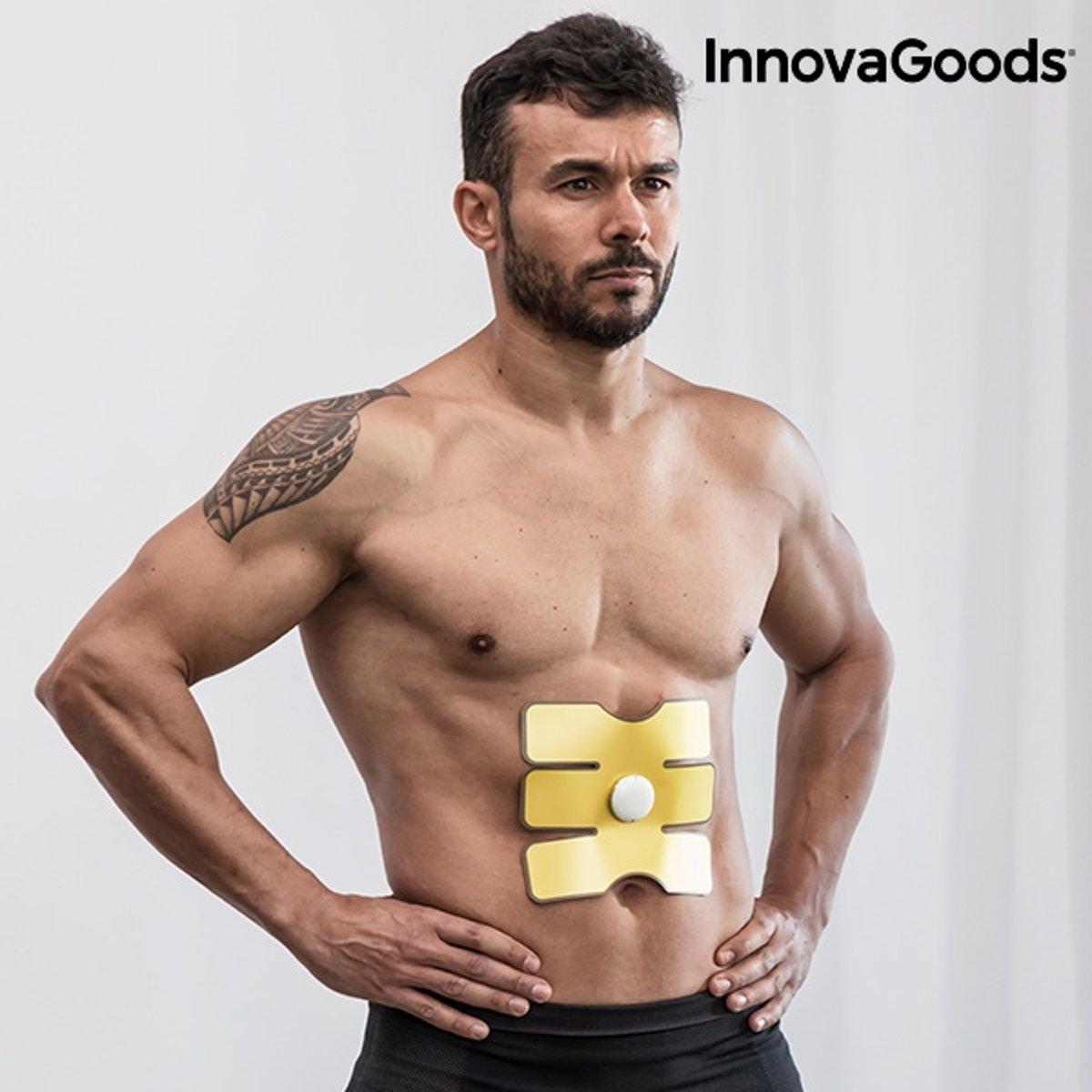 InnovaGoods Patch met Elektrostimulatie voor Buikspieren kopen