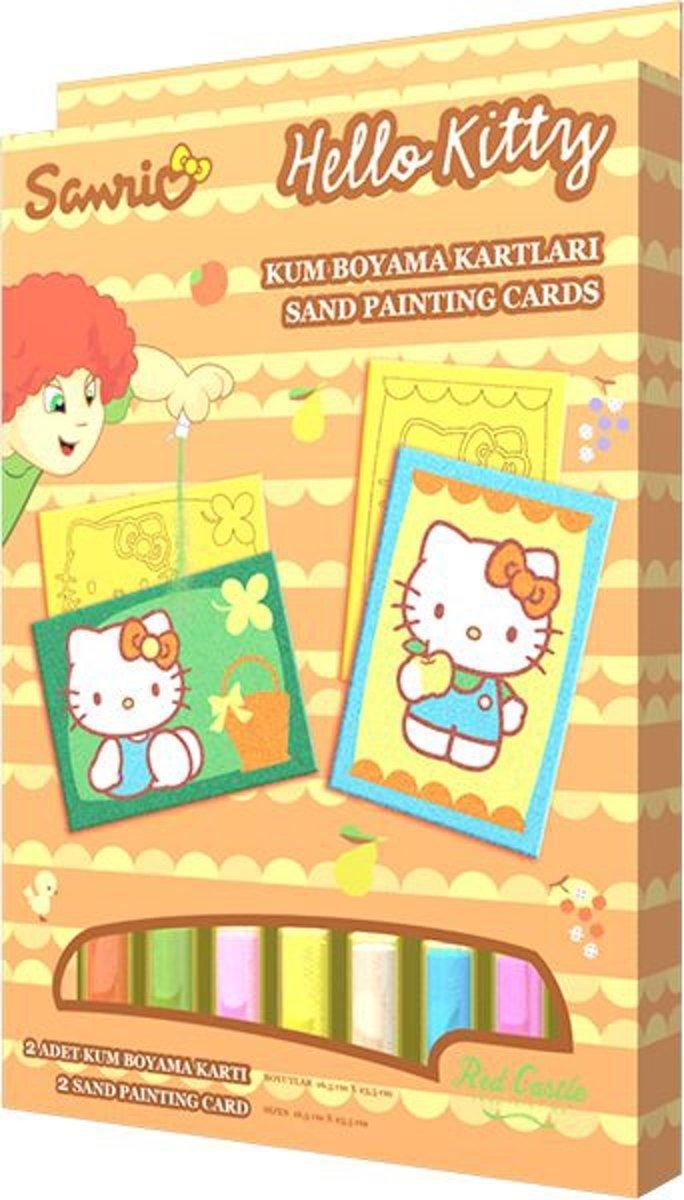 Sanrio - Hello Kitty ? 2in1 Sand Painting Art Set kopen