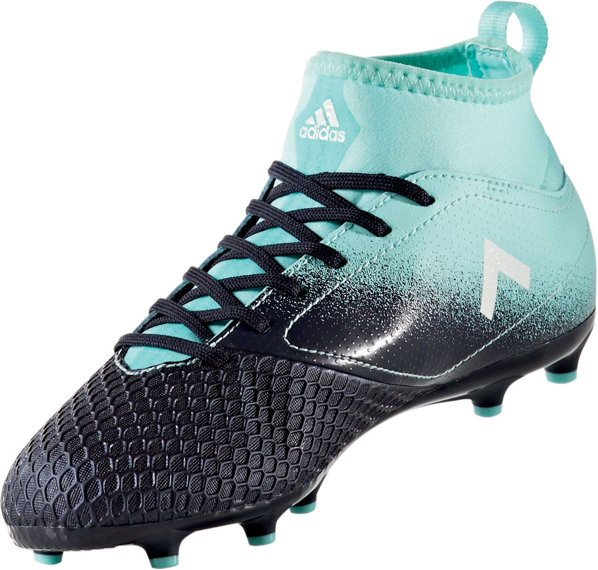 Adidas - Ace 17.1 Fg Jr Football - Unisexe - Chaussures - Blanc - 35,5