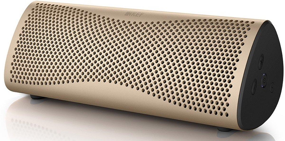 KEF MUO BT - Draadloze speaker - Goud kopen