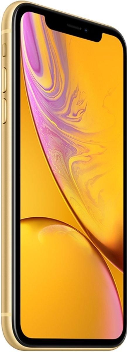 Apple iPhone XR - 128GB - Geel kopen