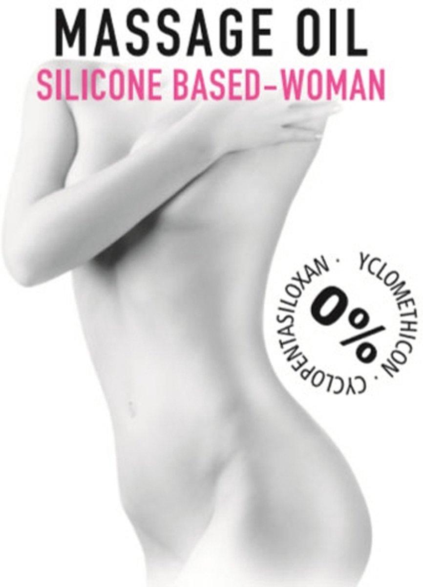 Foto van Body Love Massage olie voor de vrouw - 100ml - Glijmiddel