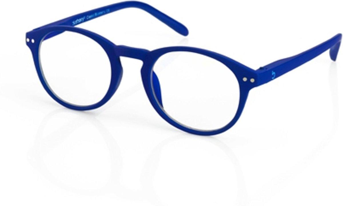 Foto van Blueberry Glasses Retro blauw