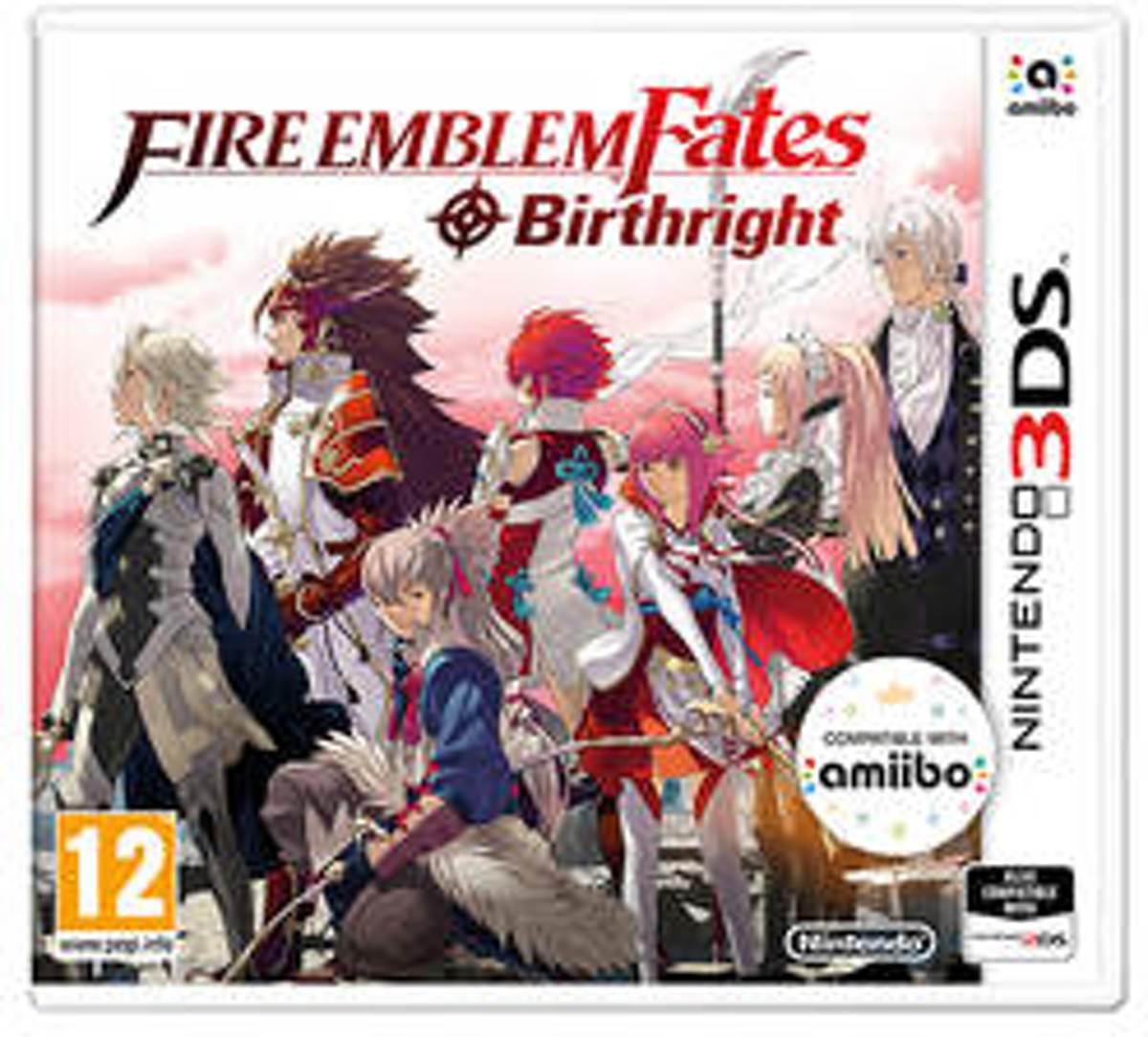 Fire Emblem Fates: Birthright -3DS kopen