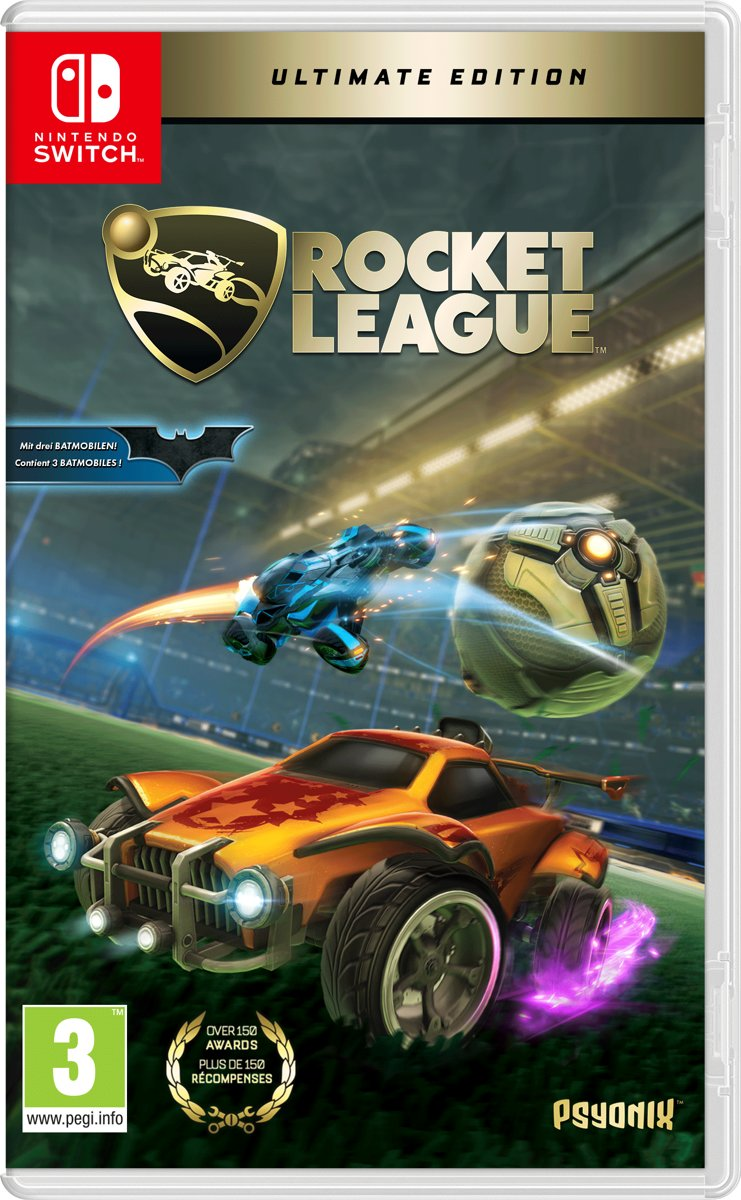 Rocket League - Ultimate Edition Switch