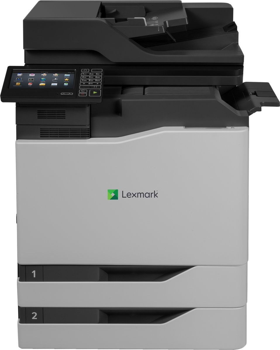 Lexmark CX820dtfe - All-in-One Printer