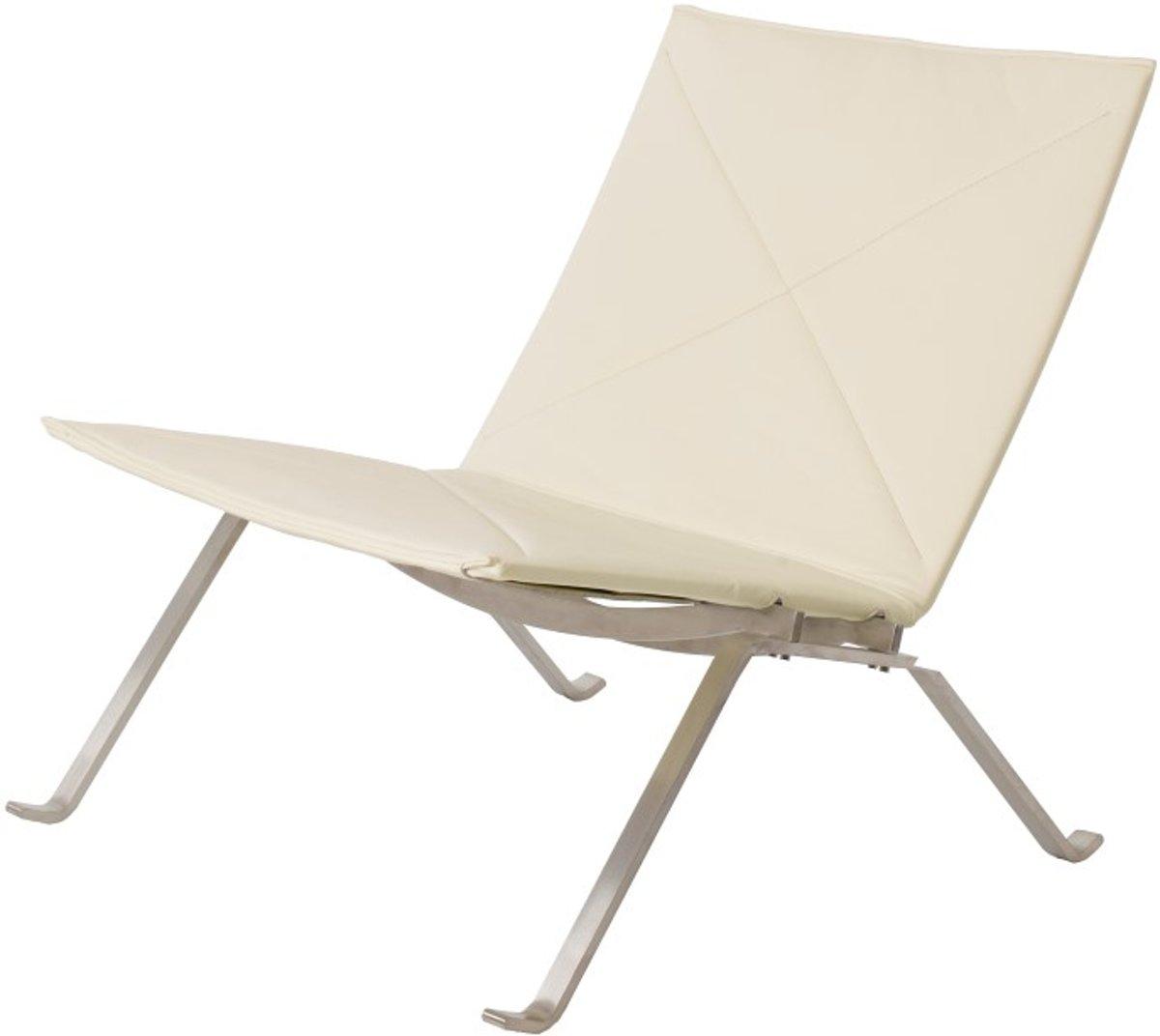 lounge stoel PK22 ivoor kopen