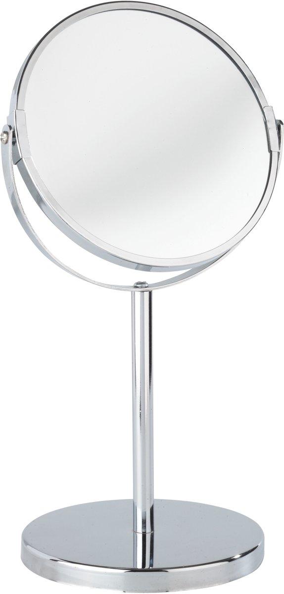 Tafel spiegel met gewone spiegel en een 3x vergroting spiegel. kopen