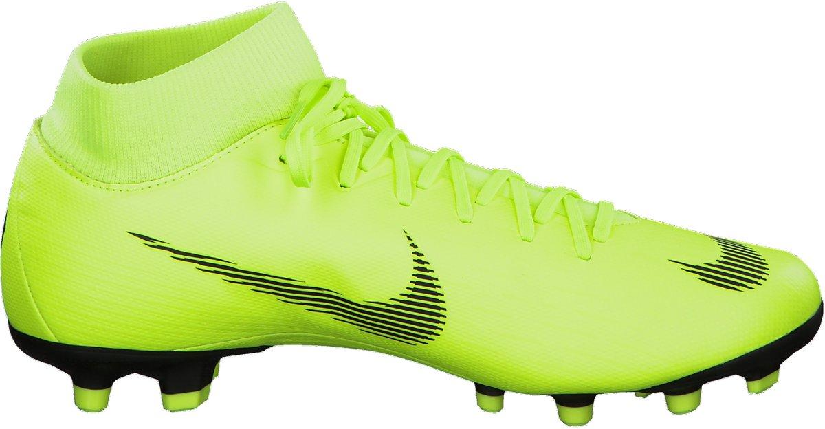 Nike Superfly 6 Academy Grasveld geel 44