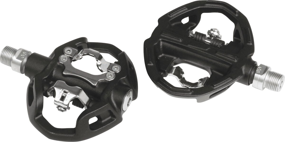 bbb MTB Klikpedalen DualRide BPD-22 zwart kopen