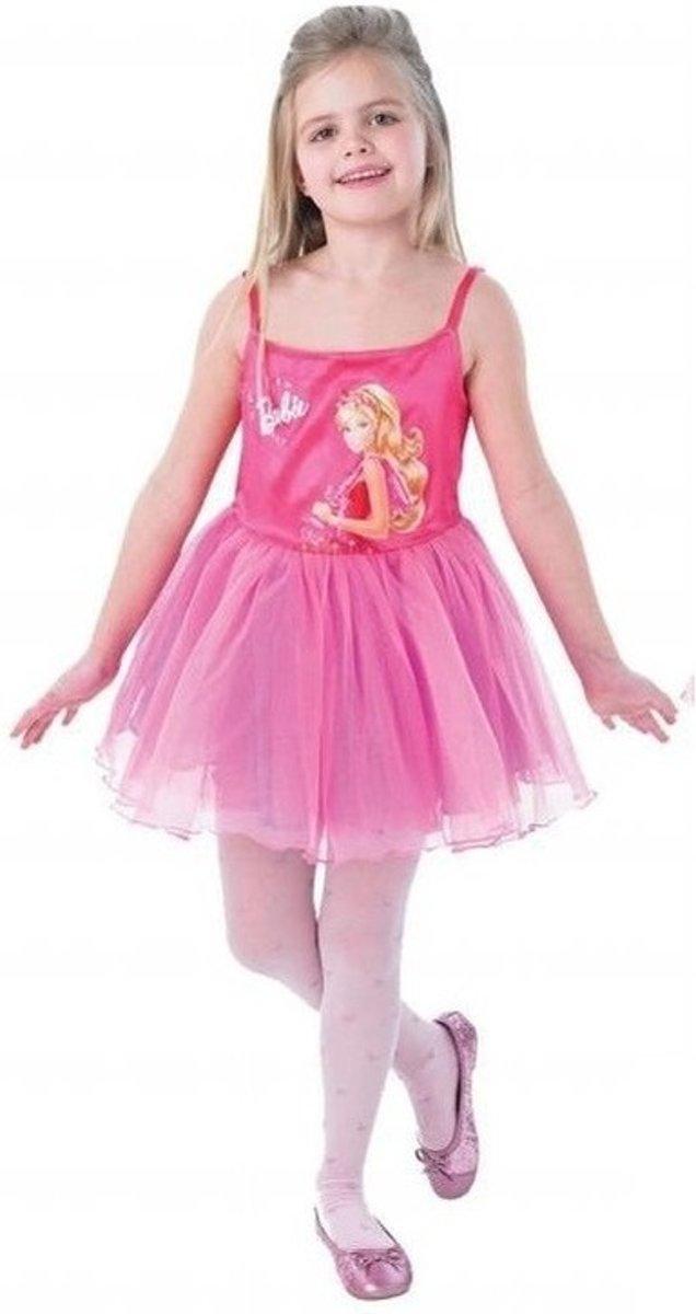 Barbie ballerina jurk voor meisjes 5-8 jaar (110-128 cm)