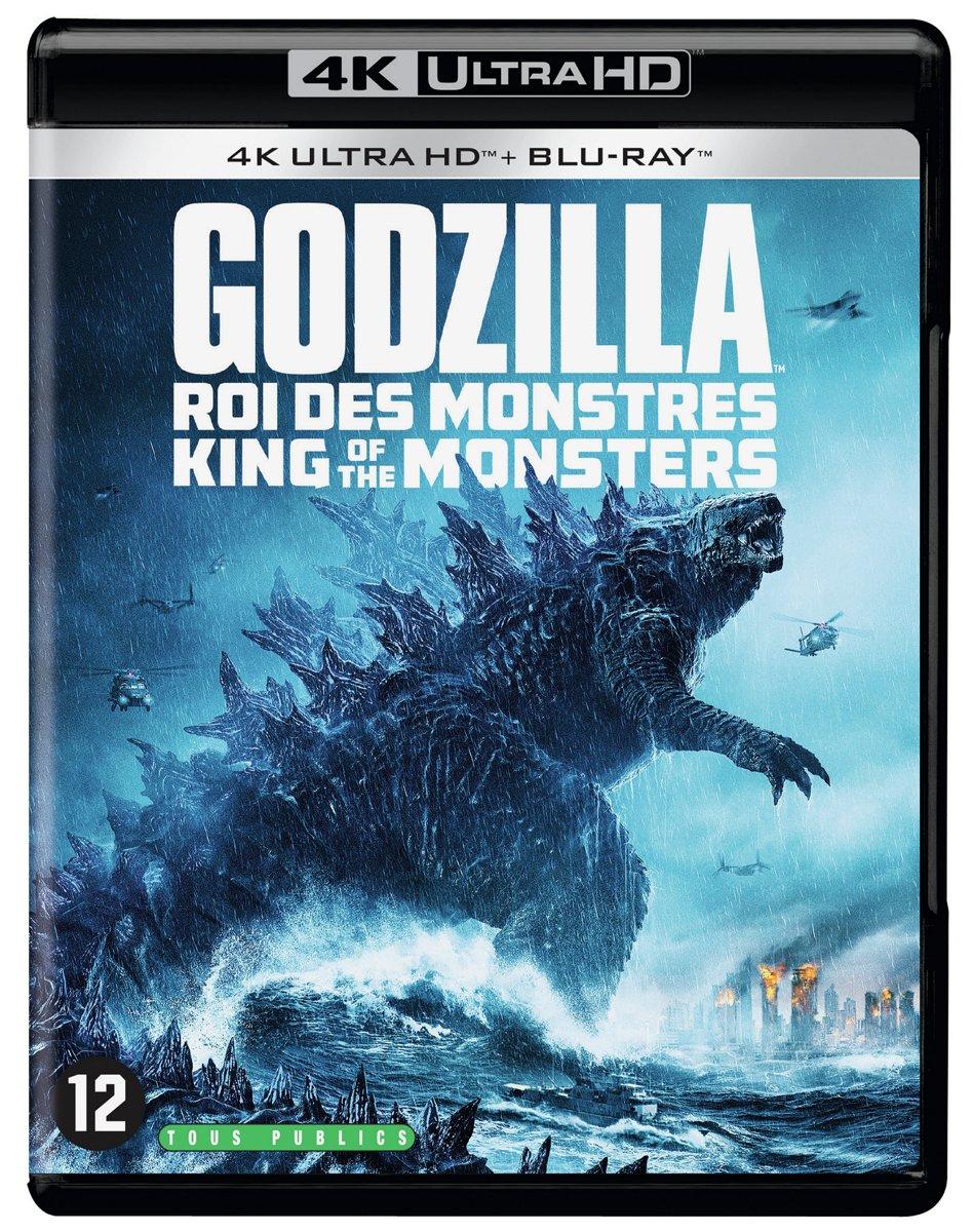 Godzilla: King of the Monsters (4K Ultra HD Blu-ray)-