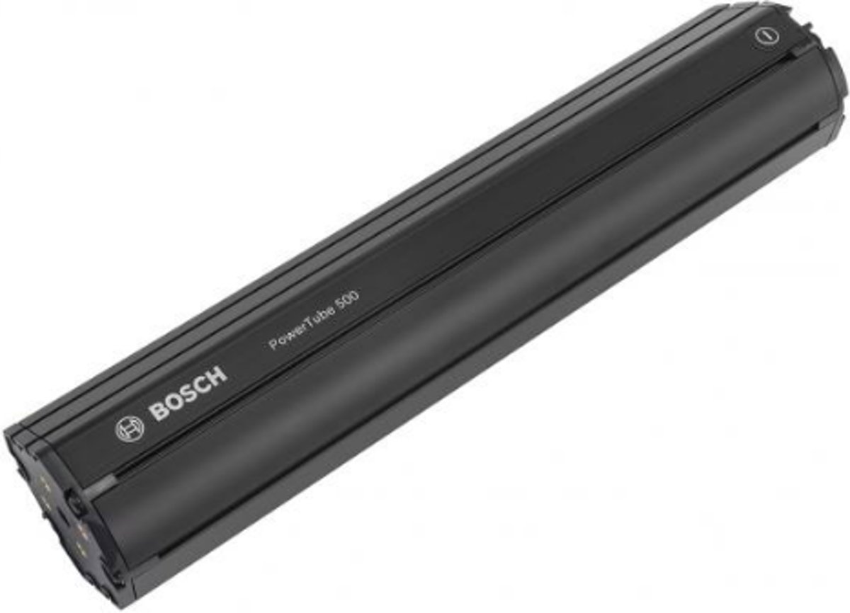 Bosch PowerTube 500 horizontal, 500 Wh, incl. passende doos voor gevaarlijke goederen en handleiding kopen