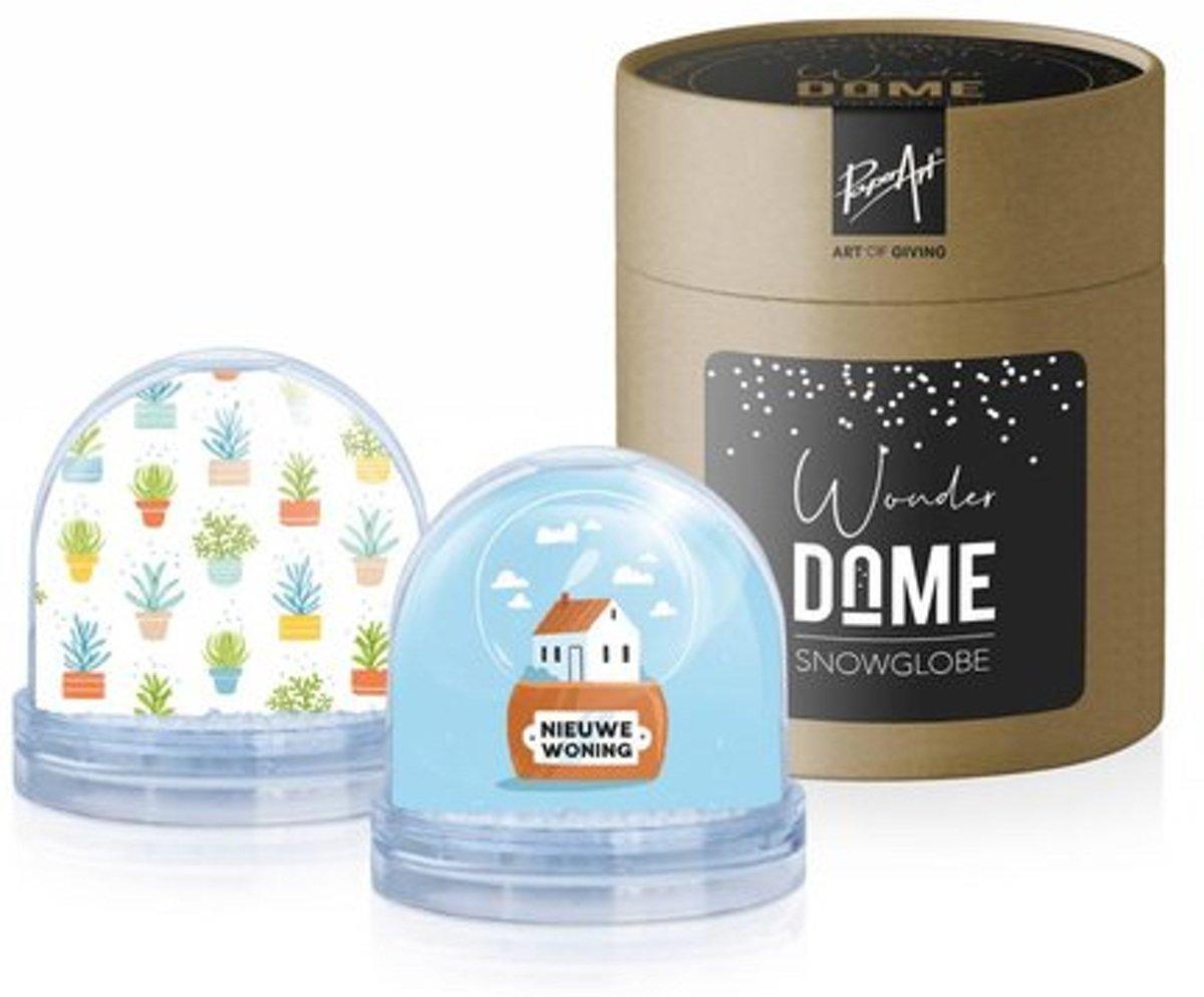 Sneeuwbol 'Wonder Dome' - Nieuwe Woning kopen