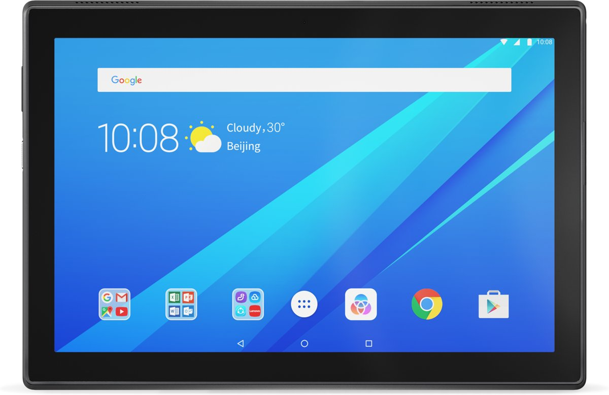 LENOVO Tab 4 10 16GB Zwart LTE kopen