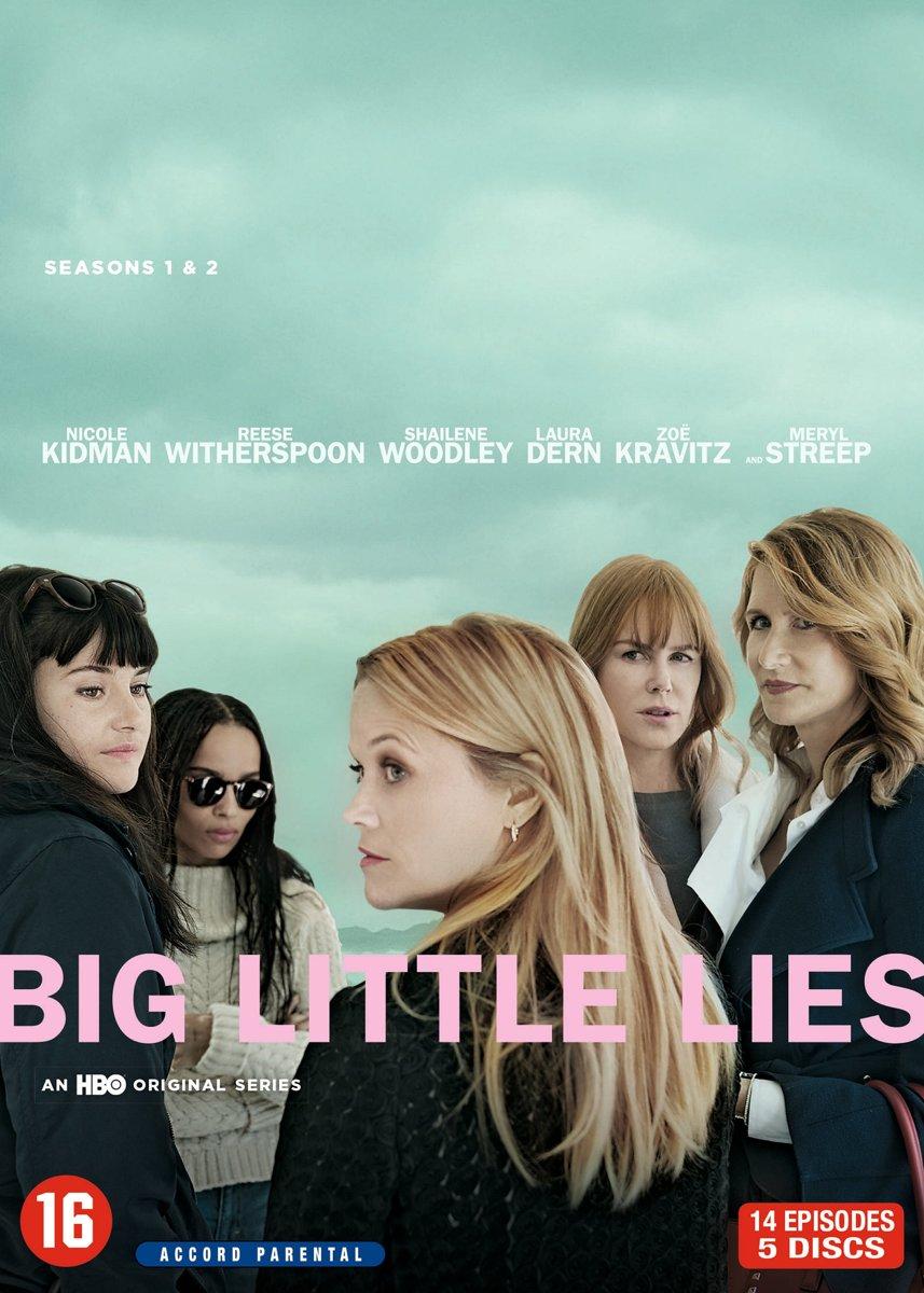 Big Little Lies - Seizoen 1 & 2 kopen