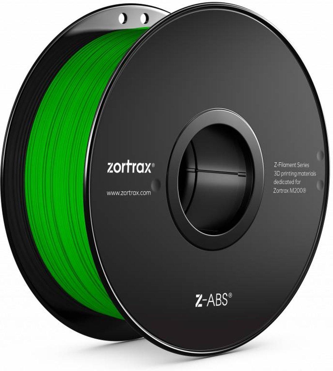 Zortrax Z-Hips Green