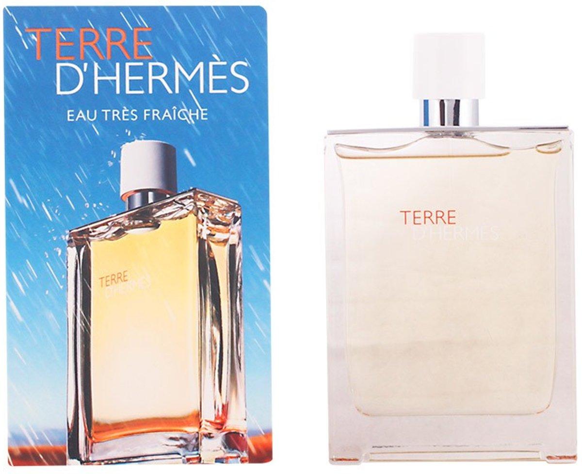 Multi Bundel 2 Stuks Terre Dherms Eau Trs Frache Hermes D Tres Fraiche For Men Edt 125ml De Toilette Spray 125 Ml