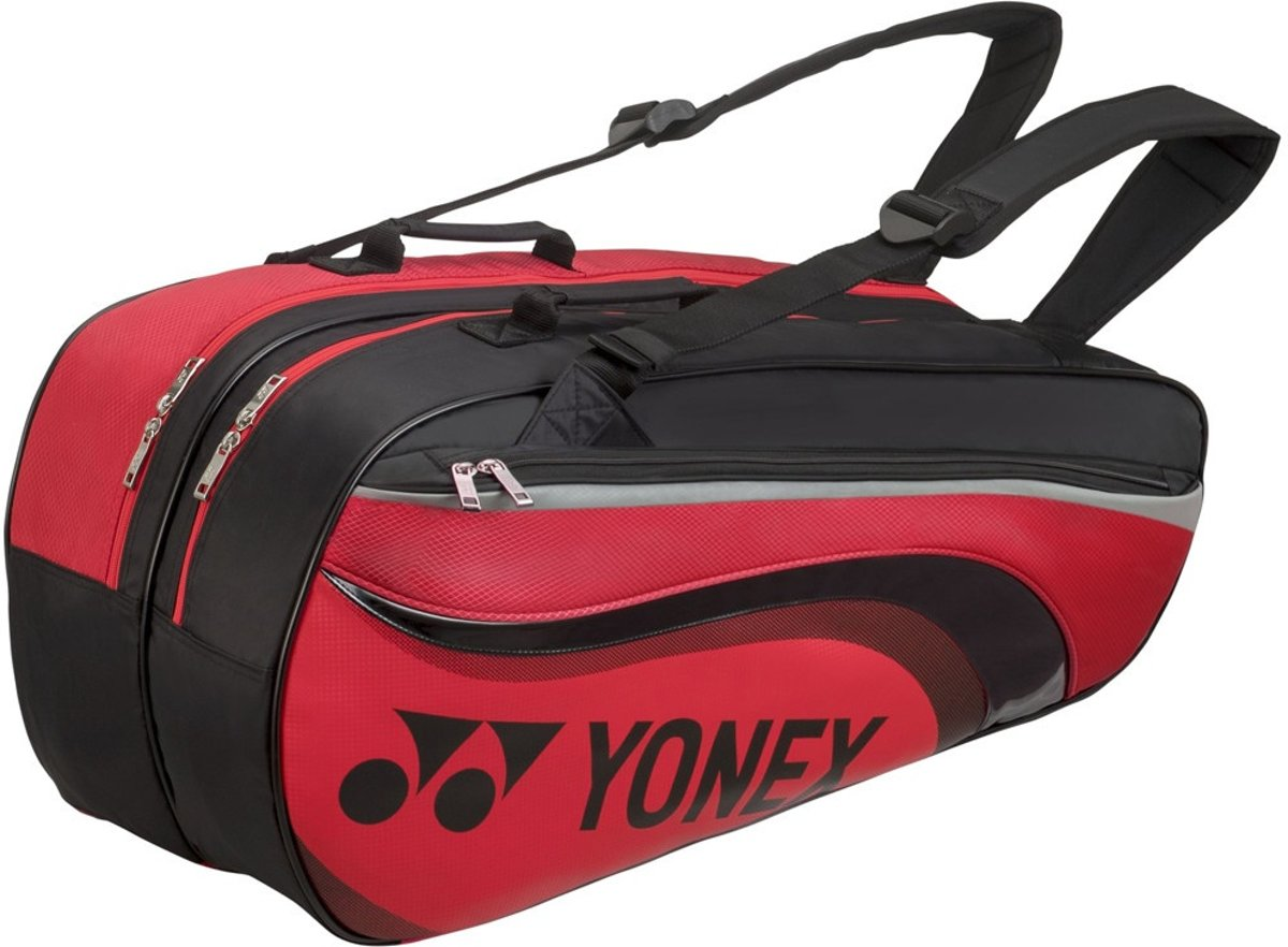 YONEX ACTIVE SERIES BAG 8826EX - Red kopen