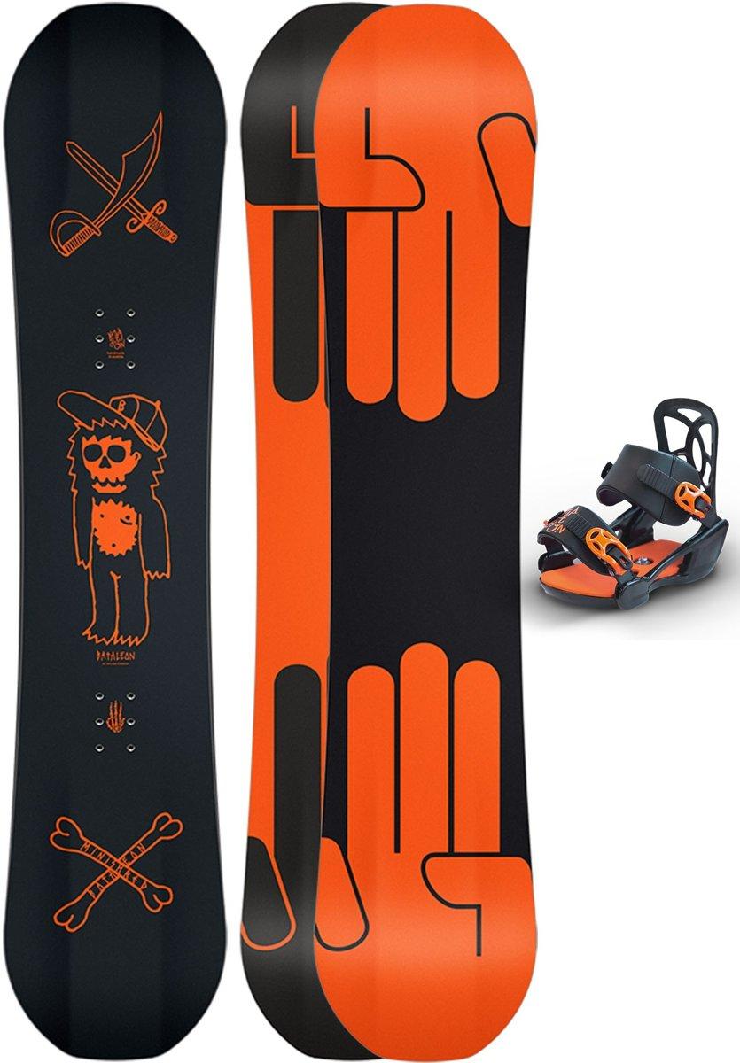 Bataleon kindersnowboard - Mini shred  - 120cm kopen
