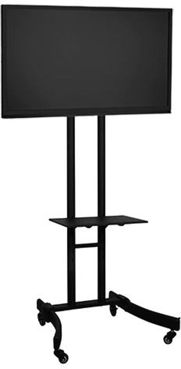 DQ Wall-Support DQ CT-FT TV Vloerstandaard Verrijdbaar - 190 cm kopen