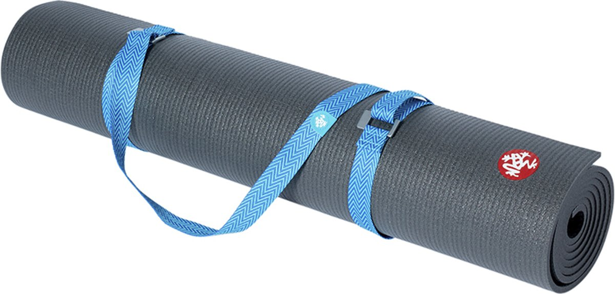Manduka Go Move Mat Carrier - Pacific Blue kopen