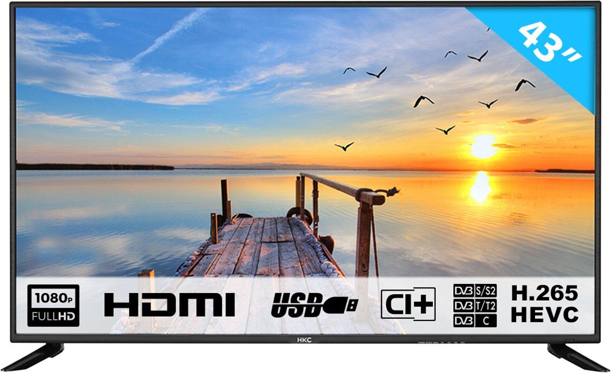 HKC 43F6 - Full HD TV