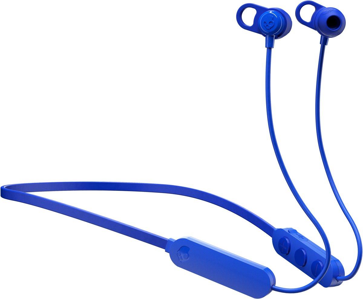 Skullcandy JIB+ - Wireless In-Ear koptelefoon - Blauw kopen