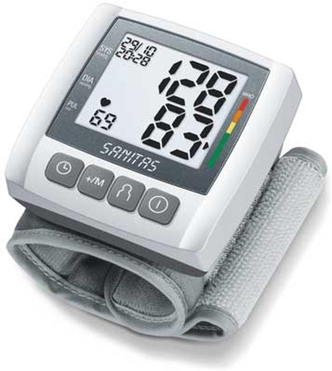 Sanitas SBC 21 - Pols bloeddrukmeter